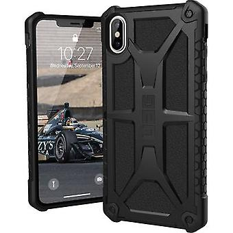 uag Monarch Back cover Apple iPhone XS Max Black