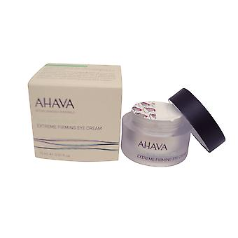 AHAVA Time to Revitalize Extreme Firming Eye Cream, 0.51 fl. oz.