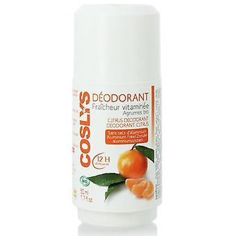 Coslys Sweet Orange Deodorant 50 ml