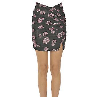 Iro Ezgl180041 Women's Grey Other Materials Skirt
