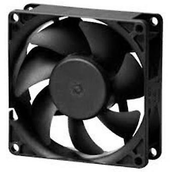 Sunon MF80252V2-1000U-A99 Axial fan 24 V DC 62.9 m³/h (L x W x H) 80 x 80 x 25 mm