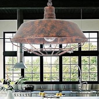 Jandei Industrial Style Lampe Finish Old Copper E27