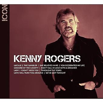 Kenny Rogers - Icon [CD] USA import
