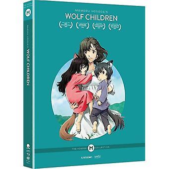Wolf barn: Åren samling [Blu-ray] USA import