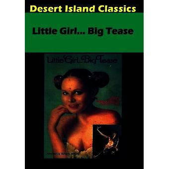 Little Girl Big Tease [DVD] USA import