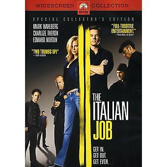 Italian Job (2003) [DVD] EUA importar