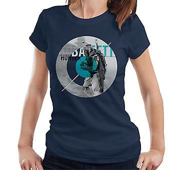 Star Wars Boba Fett Bounty Hunter Women's T-Shirt