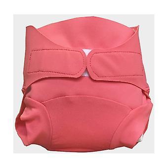 Washable diaper (shrimp pink) size S (4-8 kg) (Morocco) 1 unit