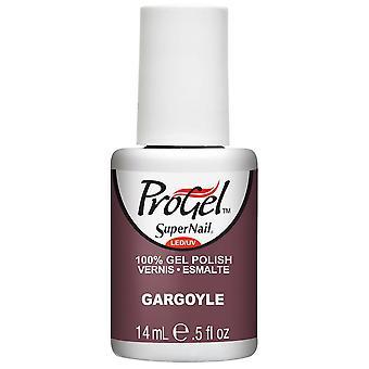 SuperNail ProGel Gel Nail Polish - Gargoyle 14ml