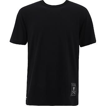Mastermind World Mw20s05ts043018 Men's Black Cotton T-shirt