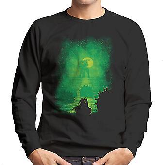 Horrific Dream City Of Lost Children Hommes-apos;s Sweatshirt
