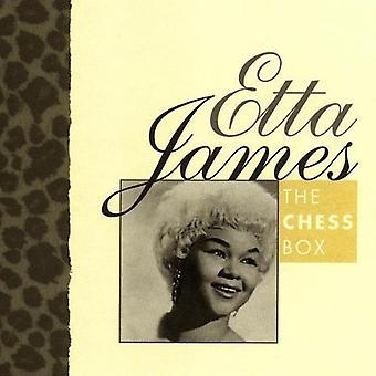 Etta James - Chess Box [CD] USA import