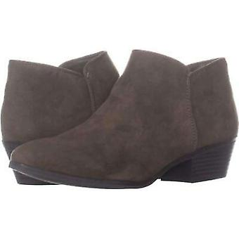 Style & Co. Womens Wileyy Round Toe Ankle Fashion Boots