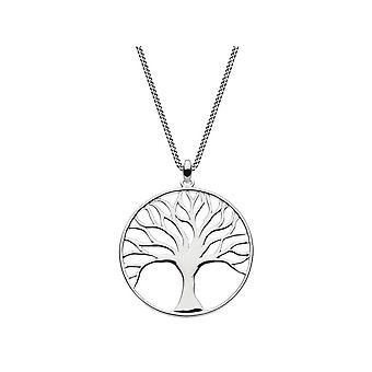 Heritage Set Aiden Large Tree Of Life Sphere Necklace 9227HP024