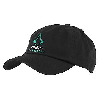 Assassins Creed Baseball Cap Valhalla Logo new Official Black