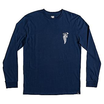 DC Viiri Pitkähihainen T-paita - Musta Iris