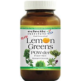 אקלקטי מכון Inc לימון ירוקים, 90 gm