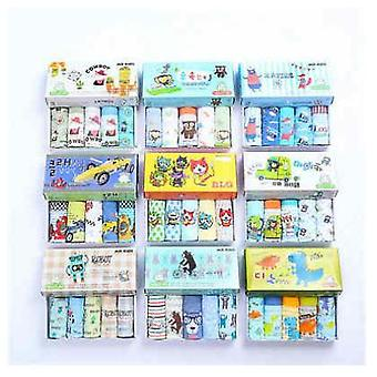 Panties Cartoon Cotton, Breathable Briefs Cars, Bus, Printed Comfortable