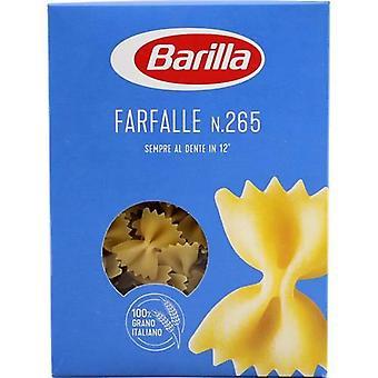 Barilla Farfalle no.265 500gr Pasta Farfalle no.265 (Pack of 8)