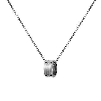 Daniel Wellington DW00400159 Elan Silver Tone Necklace