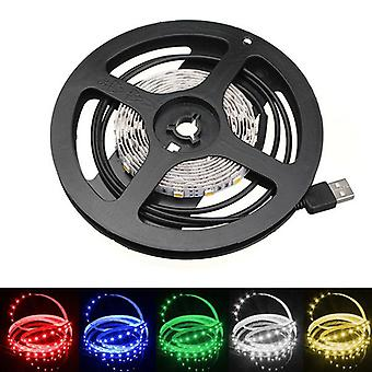 200cm Non-Waterproof LED Strip Light TV Background Light With AC 5V