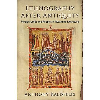 Etnografie na de Oudheid