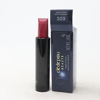 Cle De Peau Beaute Extra Rich Lipstick Refill  0.14oz/4g New With Box