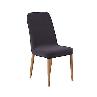 2 Pcs Dining Chair Spandex Removable Cover