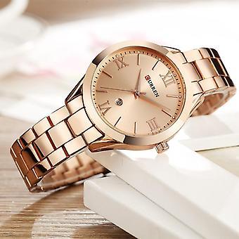 Women Watches- Creative Steel Bracelet Clock Relogio Feminino Montre Femme