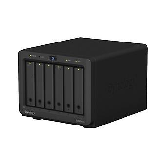 Síťové úložiště NAS Synology DS620slim Celeron J3355 2 GB RAM Černá
