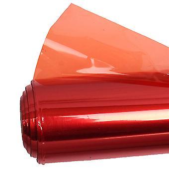 Selens 40 * 50cm gels color filter paper for studio light red head light red