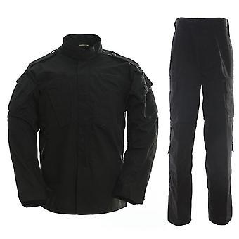 Multicam Camouflage Security Militaire Uniform Tactical Combat Jacket Special