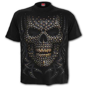 Spiral Musta Kulta Nasta T-paita