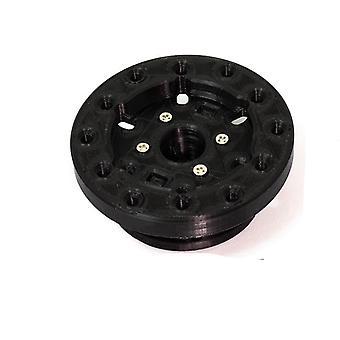 For Logitech G25  G29 G923 Wheel Adapter  (black)
