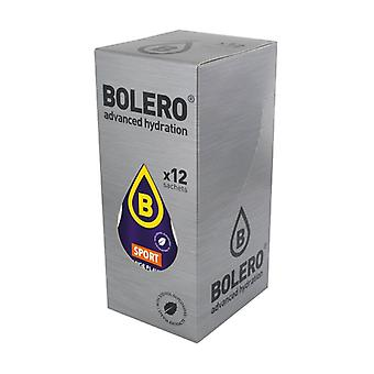Bolero Sport Orange 12 packets