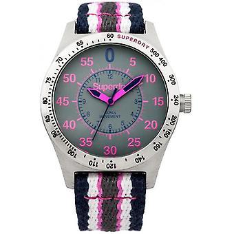 Reloj para damas Superdry SYL132PU (Ø 39 mm)
