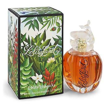 Lolitaland Eau De Parfum Spray av Lolita Lempicka 2,7 oz Eau De Parfum Spray