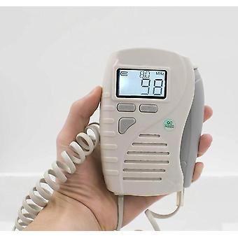 Lcd-näytön kädessä pidettävä verisuoni Doppler