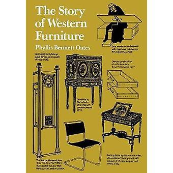 A história da mobília ocidental