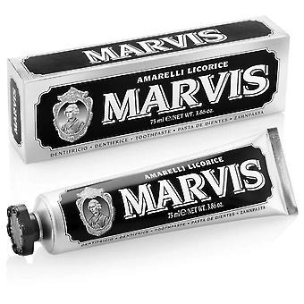 Marvis Tandkräm Amarelli Lakrits 85 ml