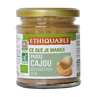 Organic cashew cream 170 g of cream