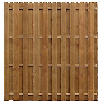 Fencing fence panel impregnated pine wood, garden fence