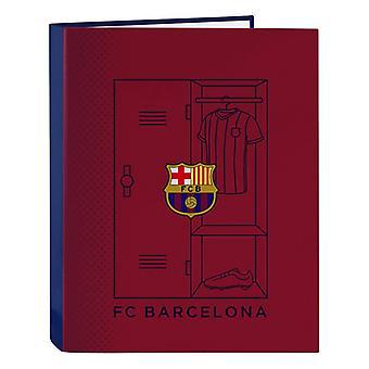 Ring binder F.C. Barcelona 20/21 A4
