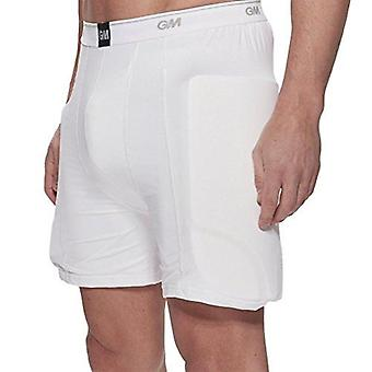 Gunn & Moore 909 Shorts & persönliche schützende Cricket Polsterset