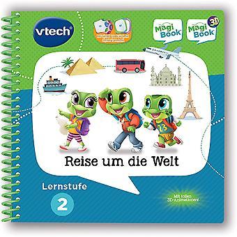 FengChun 80-462404 Lernstufe 2 - Reise um die Welt 3D Lernbuch fr Kinder, Lerninhalte: Problemlsen,