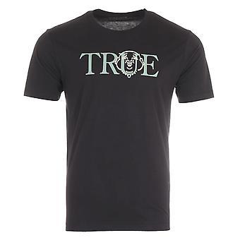 True Religion True Over Buddha T-Shirt - Black