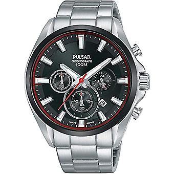 Seiko Quartz Watch with Stainless Steel Strap 8431242963662
