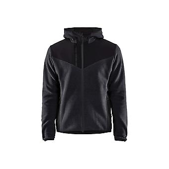 Blaklader 5940 knitted jacket with softshell (59402536) - mens