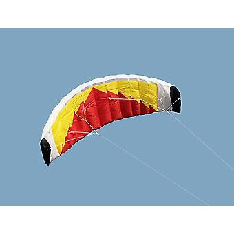 Dual Line Parafoil Parachute Kites, Sports Beach With Handle And String, Easy