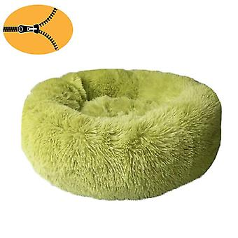 Donut Cuddler, Removable Cover Round Calming Pet Beds